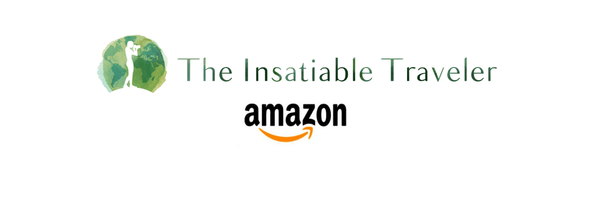 Insatiable Traveler Amazon Store