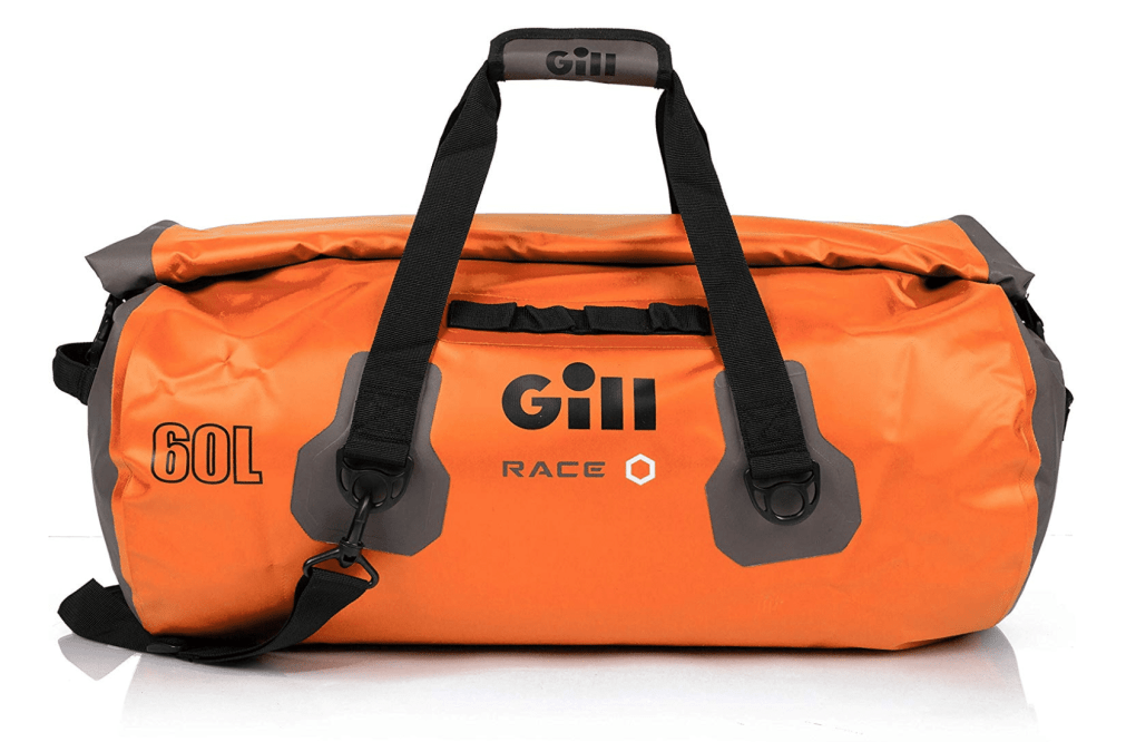 Gill 2019 Race Team 60L Waterproof Bag Tango RS14