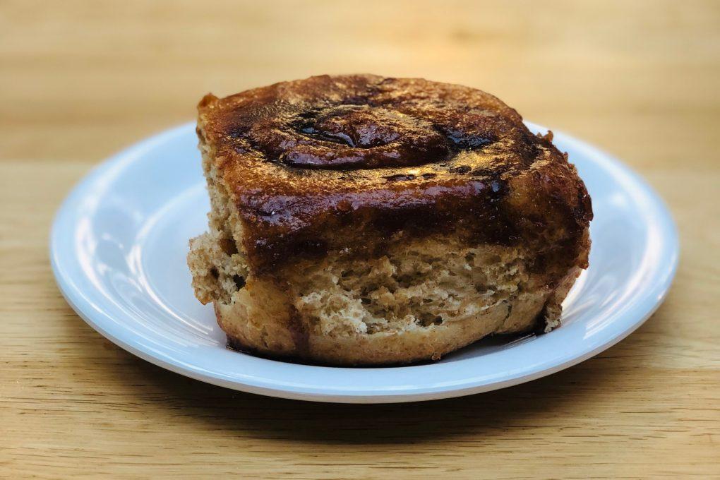 Tall Grass Prairie Bread Company's cinnamon buns