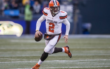 Johnny Manziel wants another shot