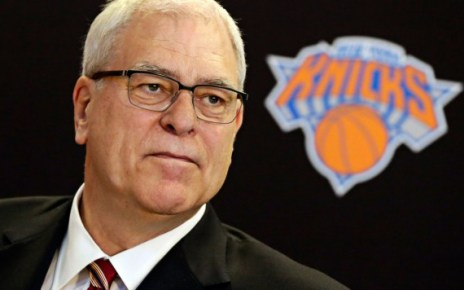 Phil Jackson Former New York Knicks President