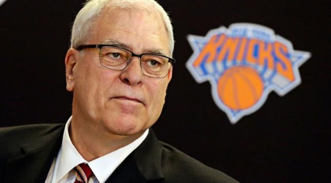 Phil Jackson Knicks President