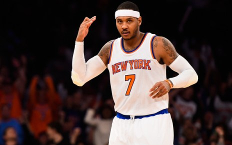 Carmelo Anthony to Houston Rockets