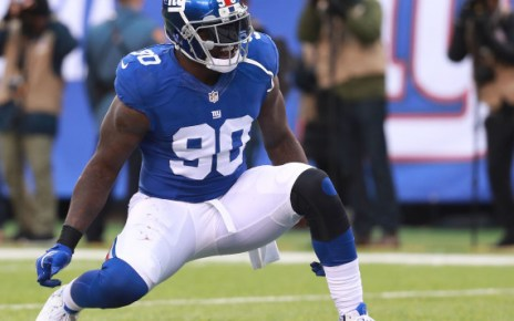 Jason Pierre-Paul re-ups with the Giants