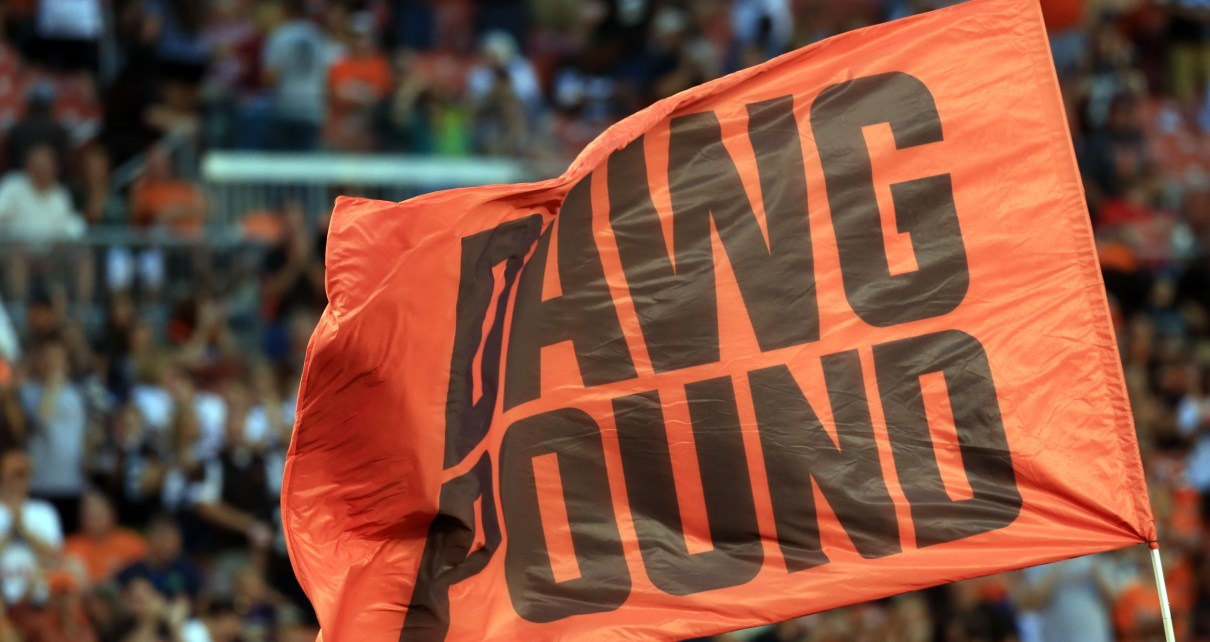 Cleveland Browns day 1