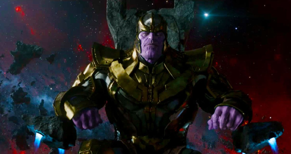 Marvel Avengers Infinity War D23