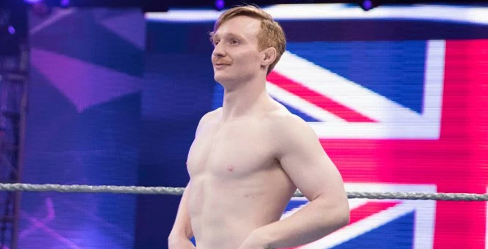 Jack Gallagher Cruiserweight