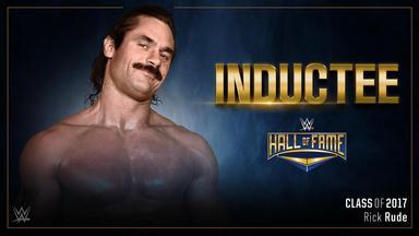 Ravishing Rick Rude WWE HoF