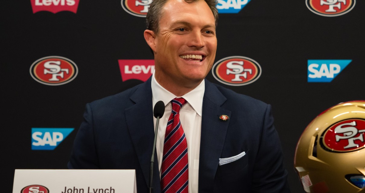 San Francisco 49ers making moves