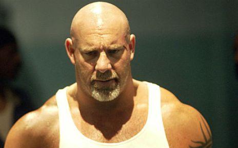 WWE Universal Champion Goldberg