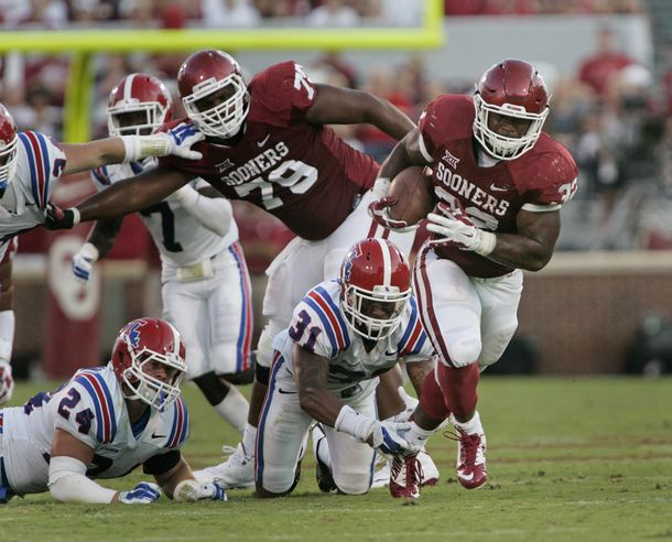 Samaje Perine Player Profile