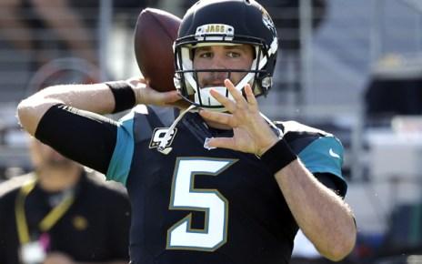 Blake Bortles Jacksonville Jaguars