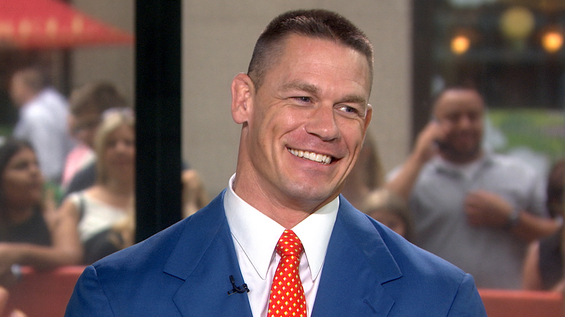 John Cena Hollywood star