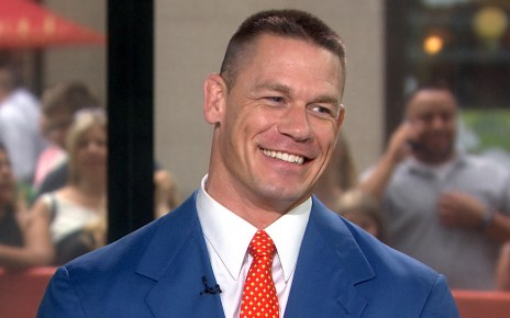John Cena Hollywood star