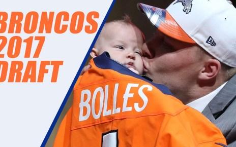 Denver Broncos 2017 Draft Grades