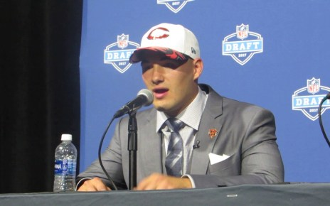 Chicago Bears draft Mitchell Trubisky
