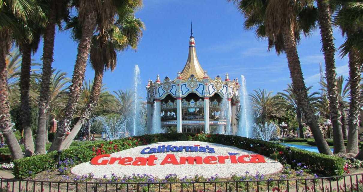 Cedar Fair coasters