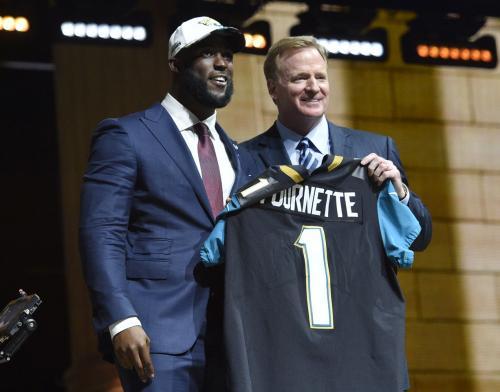 Leonard Fournette Jacksonville Jaguars Rookie