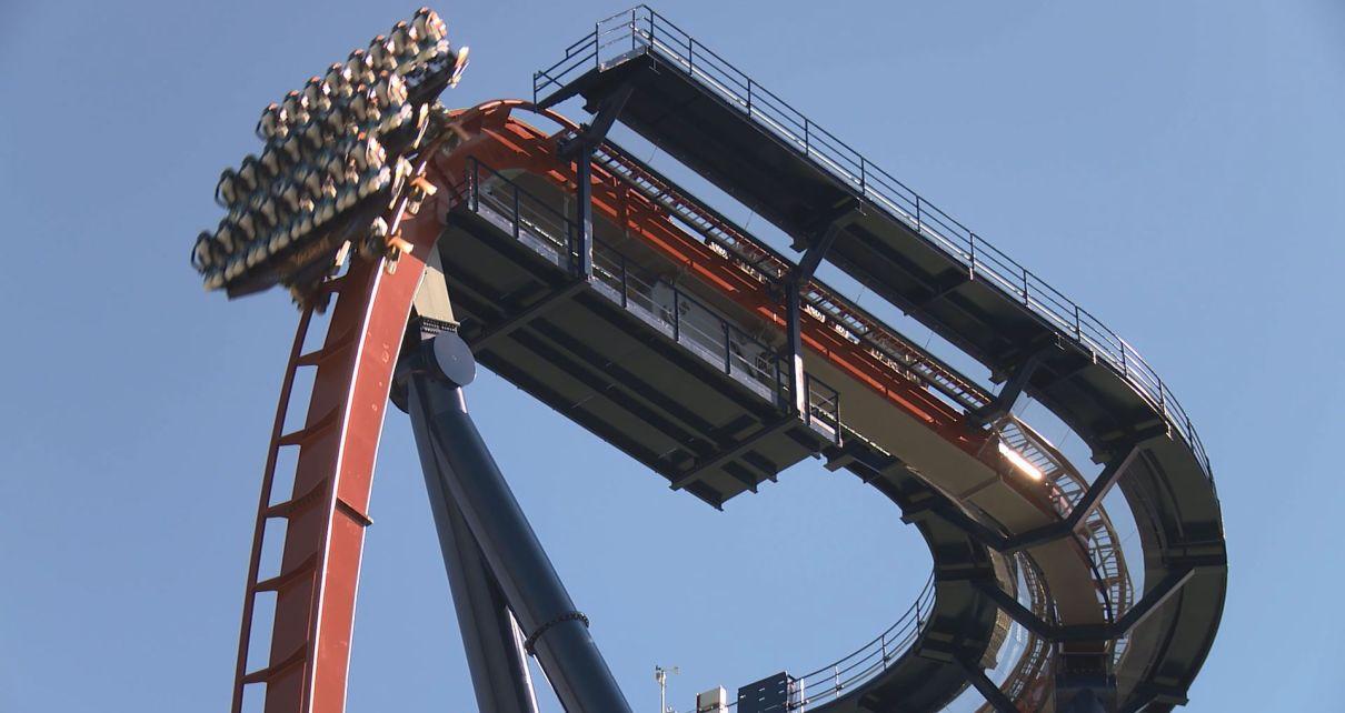 Cedar Point Top 5