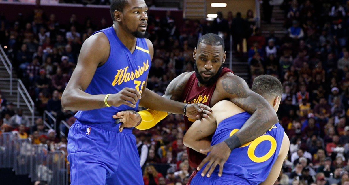 Cleveland Cavaliers Golden State Warriors