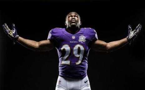 Justin Forsett Baltimore Ravens