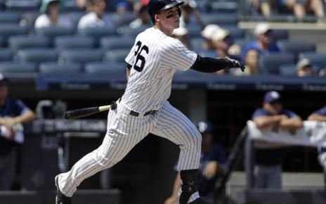 tyler austin new york yankees