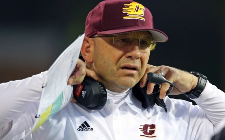 central michigan football