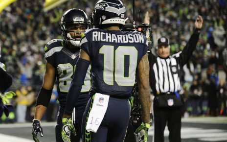 Seattle Seahawks WR Paul Richardson