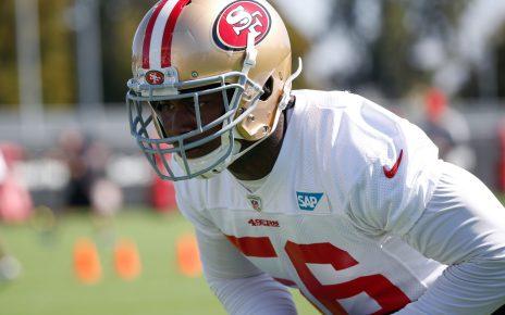 Reuben Foster LB San Francisco 49ers