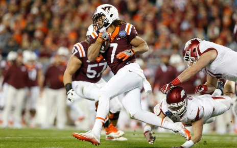 Bucky Hodges TE Minnesota Vikings
