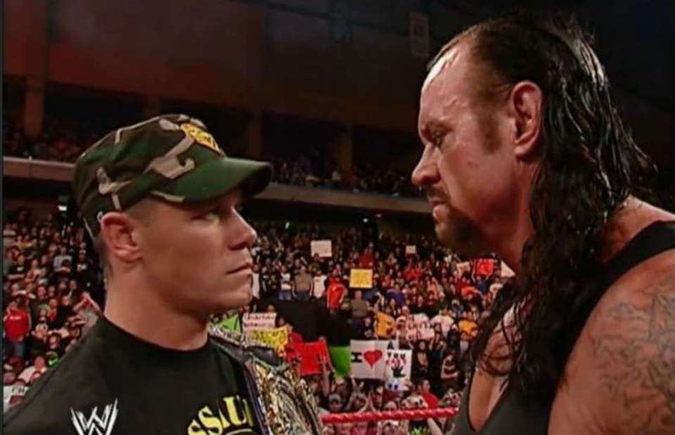John Cena vs The Undertaker: A Little Too Late For WWE Fans