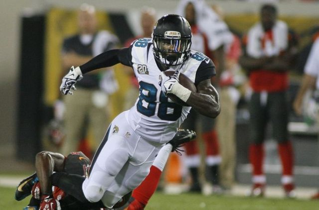 The Jacksonville Jaguars Must Decide What To Do With Allen Hurns
