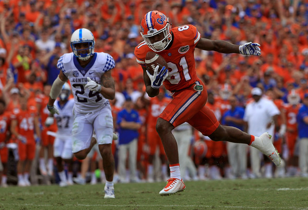 Antonio Callaway (Sept. 10, 2016 - Source: Mike Ehrmann/Getty Images North America)