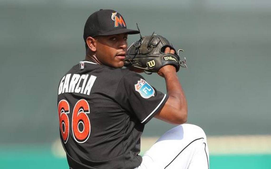Jarlin Garcia Gets Shot At Miami Marlins Rotation