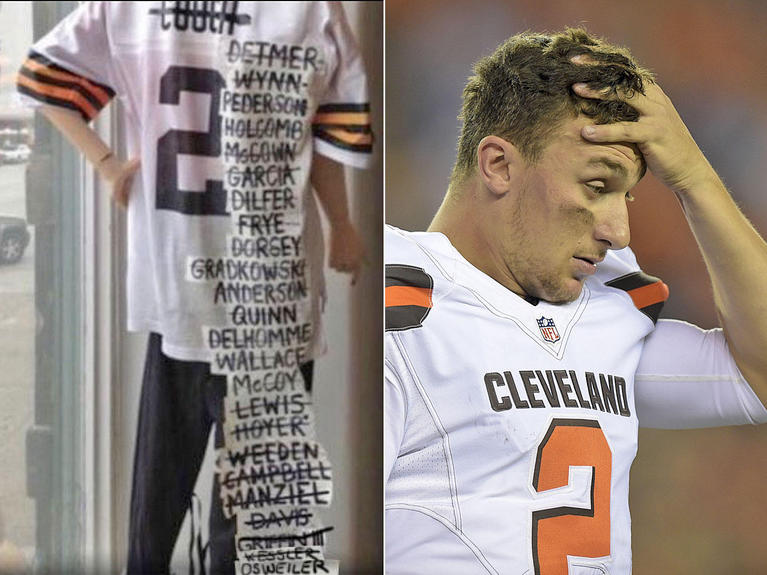 Robert's Rant! Five Reasons Why NFL Quarterbacks Fail In Cleveland!