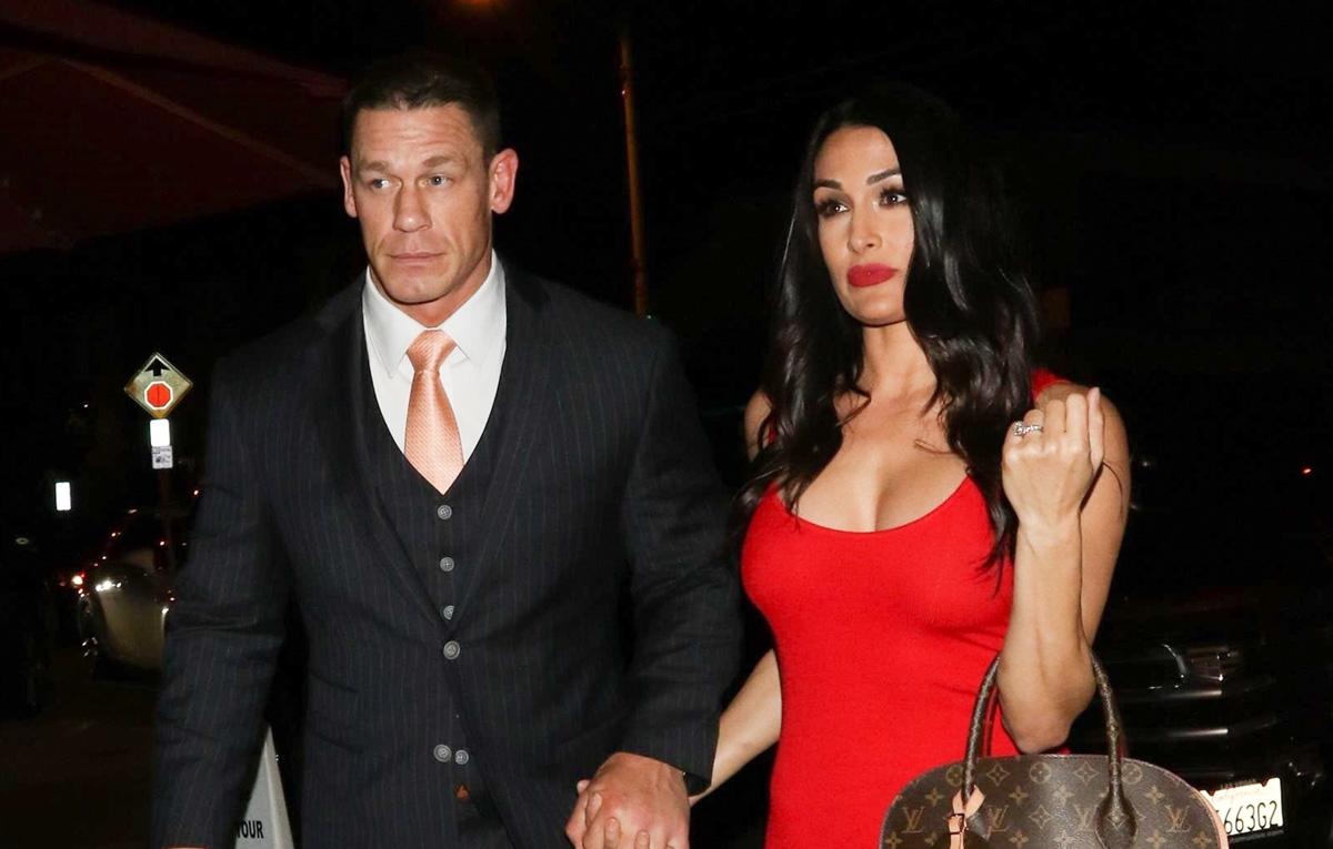 Gorgeous Gossip: John Cena & Nikki Bella: Done!