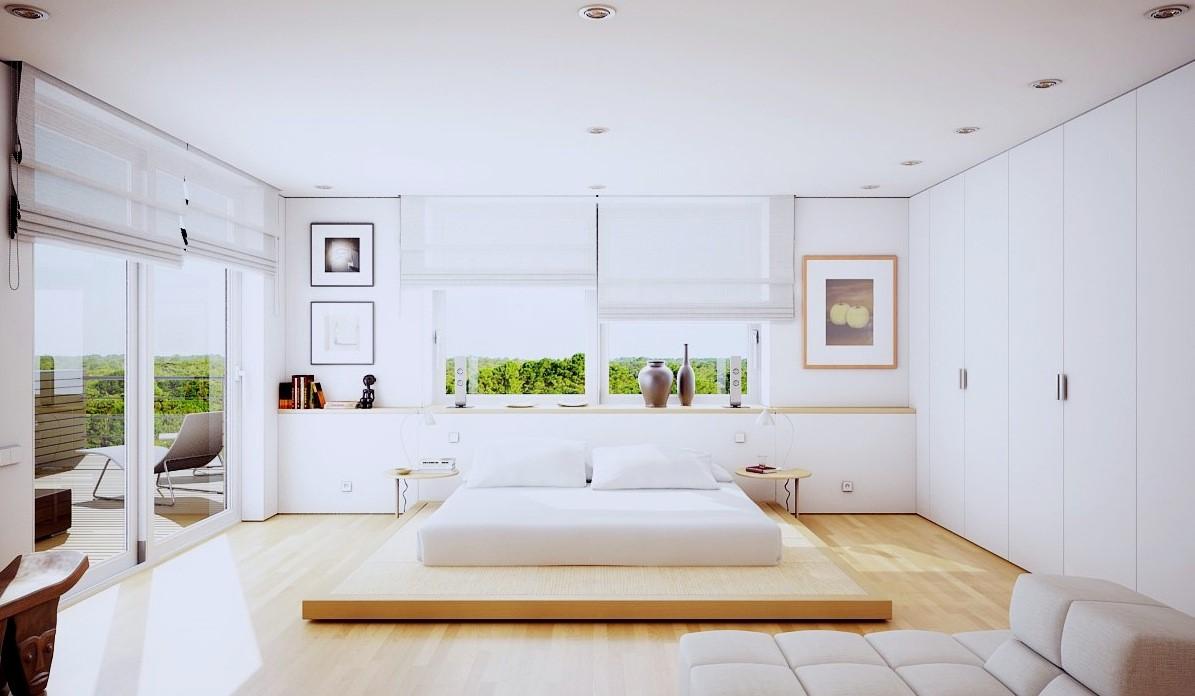 Home Decor 5 Budget Friendly Minimalist Bedroom Design Ideas