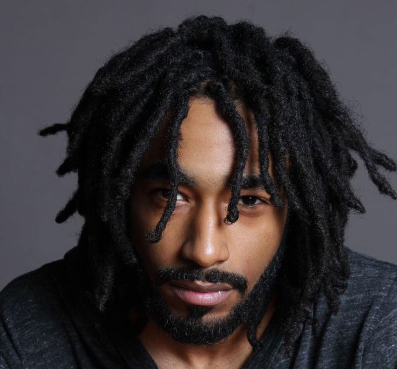dreads for black men