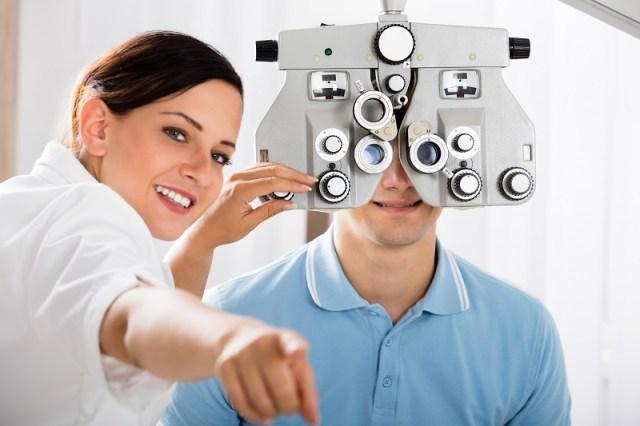 Eye Specialist Optometrist