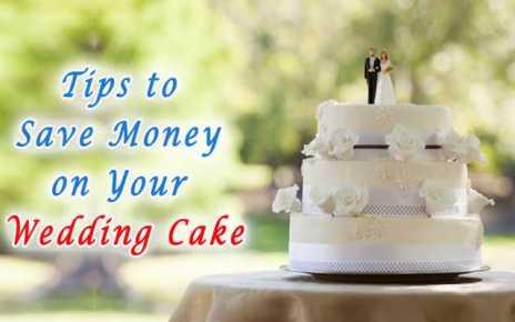 Save Money on Your Wedding Cake
