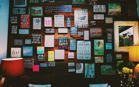 Create a Vision Board for Your Ideal Life