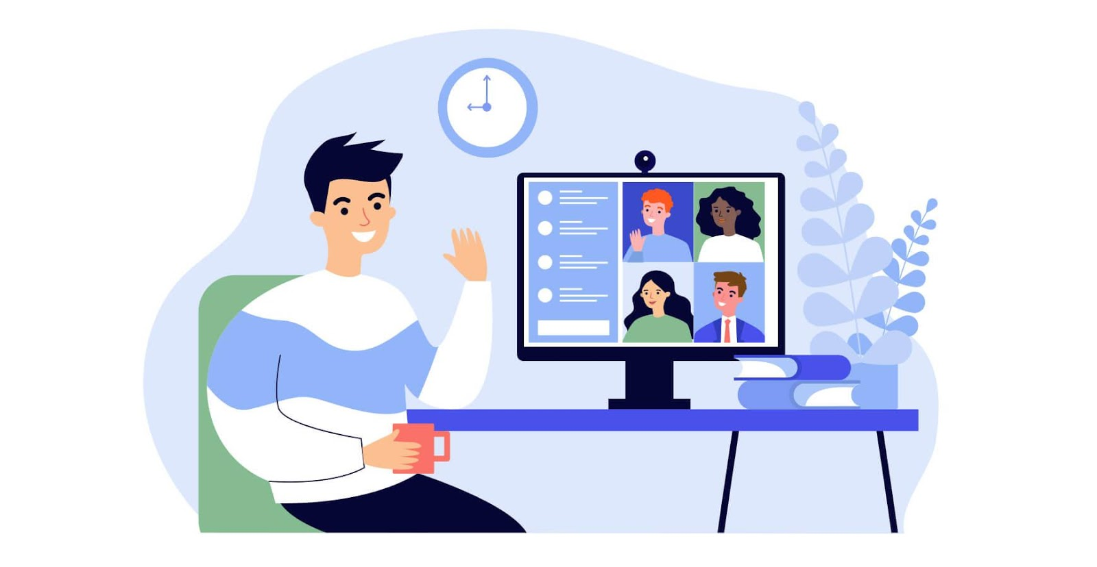 Manage Remote Teams With Asana
