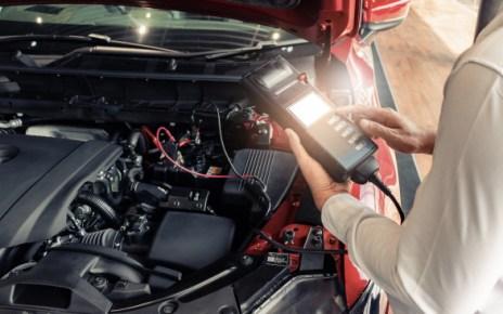 Test a New Car Battery