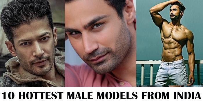 India's Top 10 hottest male models