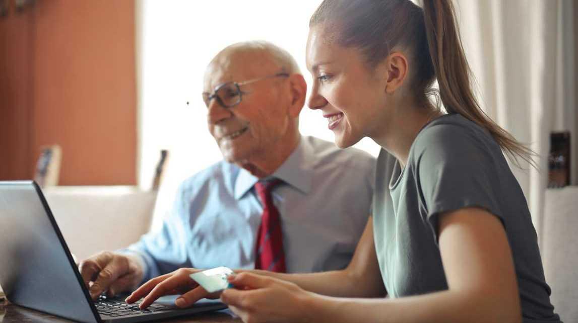 Online Safety for Elderly