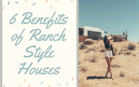 girl at the ranch house