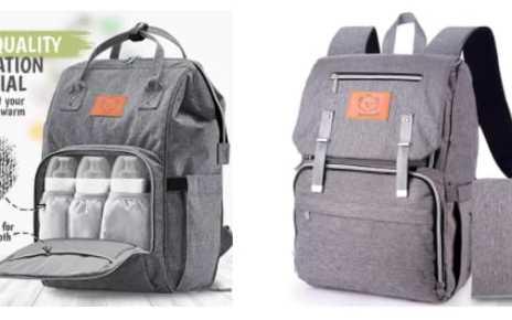 Designer Diaper Bag Backpack