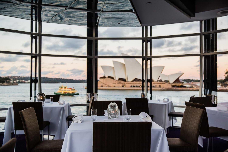 fine-dining restaurants