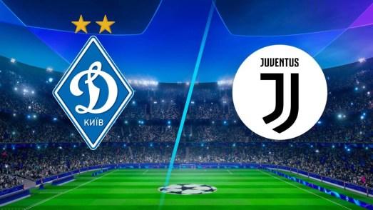Juventus vs Dynamo Kiev streams reddit