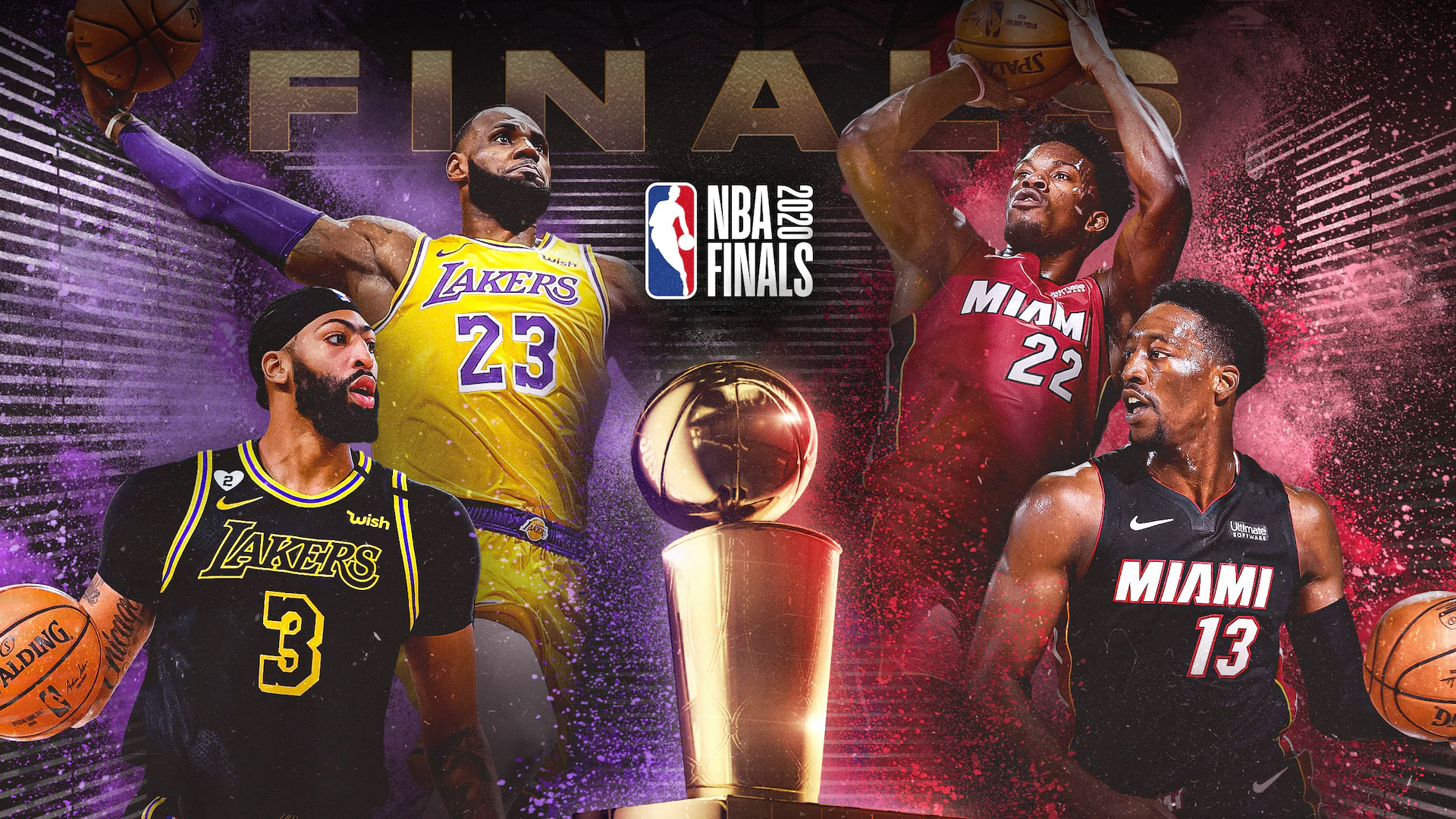 Lakers vs Heat nba final game 5 live free